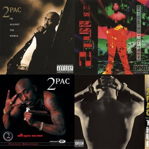 The List: 2Pac