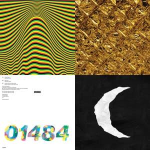 Warp Selections 2013