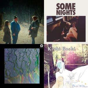 Bob's 5 Star Songs 2012