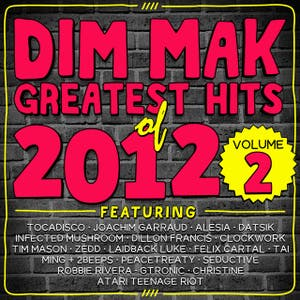 baixar capa CD Dim Mak Greatest Hits of 2012 Vol.2