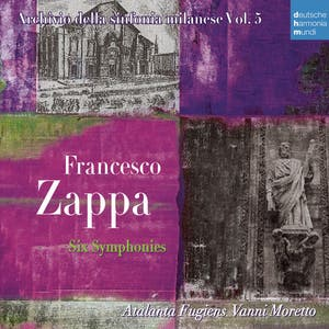 Francesco Zappa - Six Simphonies