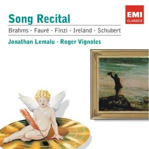 Jonathan Lemalu: Song recital