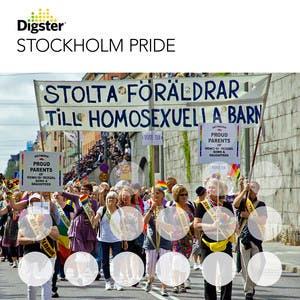 Digster STOCKHOLM PRIDE