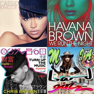 DJ Havana Brown's Party Playlist