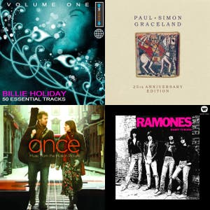Nominations: Albums Everyone Can Love, The Songs