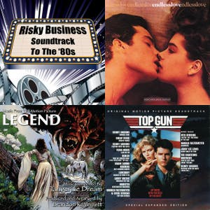 Tom Cruise Filmography Film Score Collection