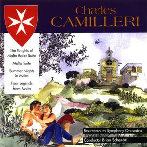 Charles Camilleri: Orchestral Music