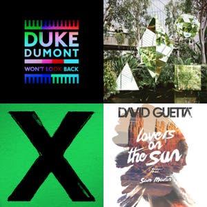 BBC Radio 1 Playlist, 14th August 2014