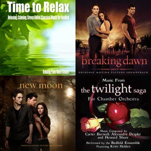 Kate's Favorite Twilight Jams