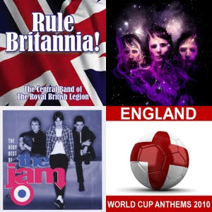 London 2012 Olympic opening ceremony playlist