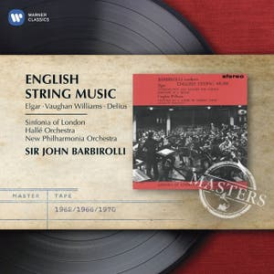 English String Music: Various