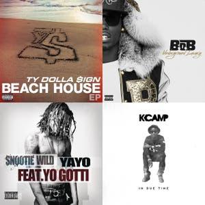 "B.o.B's ""John Doe"" Playlist"