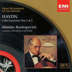 Haydn: Cello Concertos Nos.1 & 2