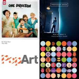 London 2012 Olympic Closing Ceremony Playlist