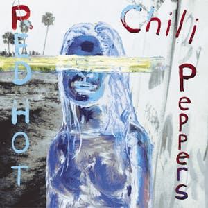 RED HOTT  CHILI PEPPERS - Magazine cover
