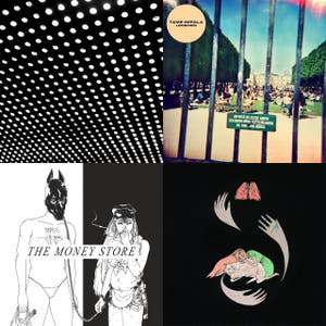 Reddit Top 50 Albums of 2012