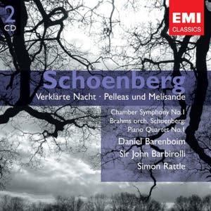 Schönberg: Verklärte Nacht, Pelleas Und Melisande etc