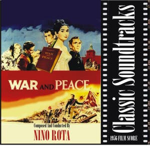 War And Peace (1956 Film Score)