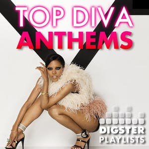 TOP DIVA ANTHEMS
