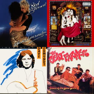 Here Comes The Memorial Day Weekend - Dave Edmunds, Jane's Addiction, The Beat Farmers, Rod Stewart, The Everly Brothers, Clarence Carter, Foghat, John Wesley Harding