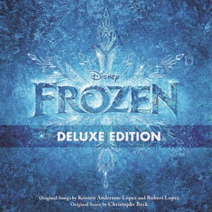 Frozen Soundtrack in Order