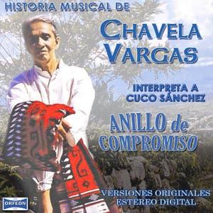 Chavela Vargas Anillo De Compromiso