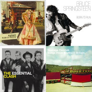 THE ULTIMATE NICK HORNBY PLAYLIST