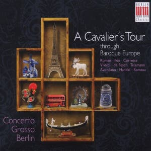 A Cavalier's Tour (Through Baroque Europe)