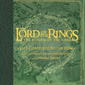 OST - Властелин колец / The Lord Of The Rings [Complete Recordings] [Howard Shore] (2005 - 2007) MP3