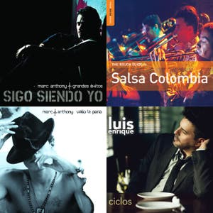 Chip's salsa playlist