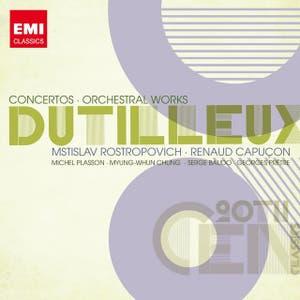 Dutilleux: Concertos - Orchestral Works