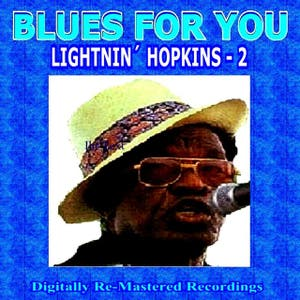 Blues For You - Lightnin' Hopkins - 2