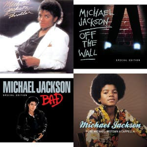 VH1 Presents: The 40 Greatest Michael Jackson Songs