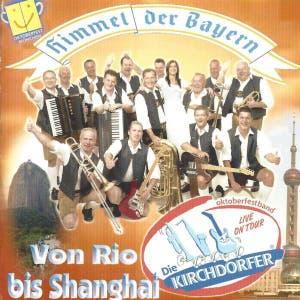 Oktoberfestband Die Kirchdorfer