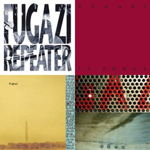 Fugazi – 13 Songs