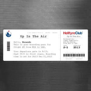 Up in the Air - Single