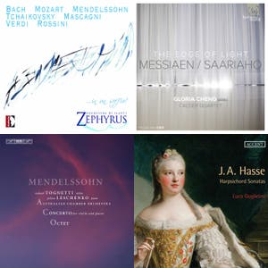 2013 New Classical Releases Index (No reissues or compilations)