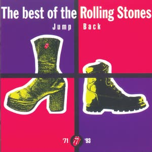 Jump Back - The Best Of The Rolling Stones, '71 - '93