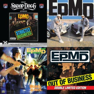 10 EPMD Songs Everyone Should Know