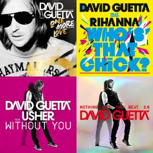 Ultimate David Guetta Biatch's Playlist 5.0