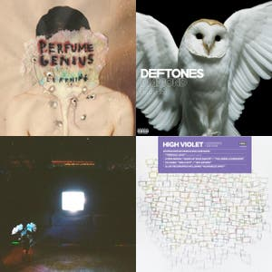 DiS Albums of 2010 - Sampler