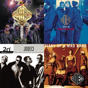 The list: Jodeci
