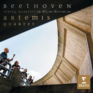 Beethoven String Quartets Op.18/5, 18/3, 135