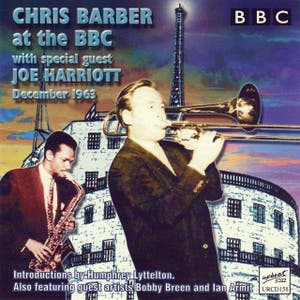 Chris Barber At The BBC