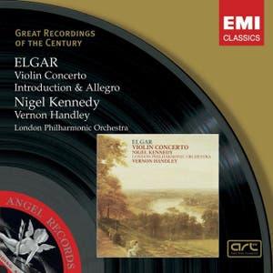 Elgar: Violin Concerto and Introduction & Allegro