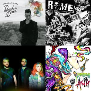 Fueled By Ramen's Latest Music