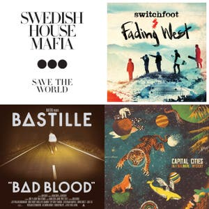 Natalie's Boston Playlist