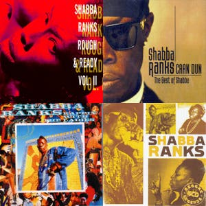 Shabba Ranks [Starter]