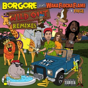 Wild Out (feat. Waka Flocka Flame & Paige) [Remixes]