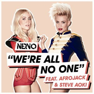 We're All No One (Original Mix) [feat. Afrojack and Steve Aoki]